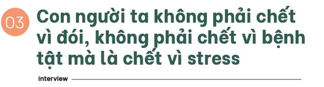 """TS Từ Ngữ: Bí quyết sống khỏe là một """"vòng tròn khép kín; con em chúng ta đang mất gốc! - Ảnh 4."""
