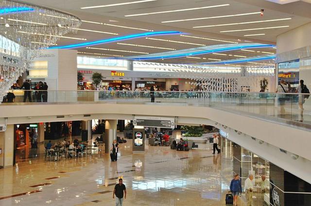 Bên trong sân bay Mỹ cạnh tranh trực tiếp với siêu sân bay mới của Trung Quốc - Ảnh 3.