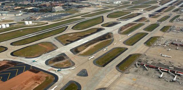 Bên trong sân bay Mỹ cạnh tranh trực tiếp với siêu sân bay mới của Trung Quốc - Ảnh 5.