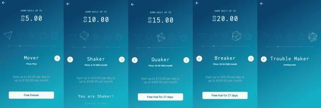 """Sweatcoin: Ứng dụng trả tiền khi người dùng … đổ mồ hôi. Hoàn toàn miễn phí, dùng """"bước đi"""" để đổi lấy iPhoneX, TV Samsung hay 1.000 USD - Ảnh 4."""