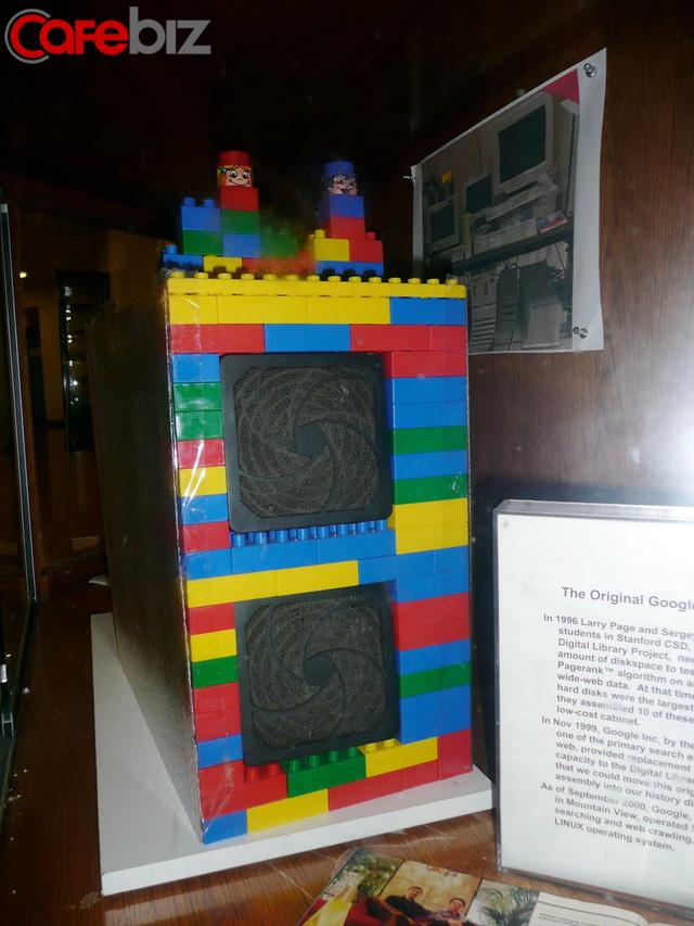 Ngày hôm nay Google vừa tròn 21 tuổi: Hành trình từ dự án sinh viên đựng trong chiếc hộp lắp ghép bằng đồ chơi lego đến đế chế 815 tỷ USD  - Ảnh 2.