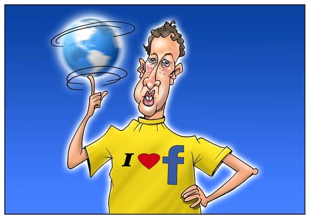 Tại sao Mark Zuckerberg có thể trở thành người nguy hiểm nhất thế giới ? - Ảnh 2.