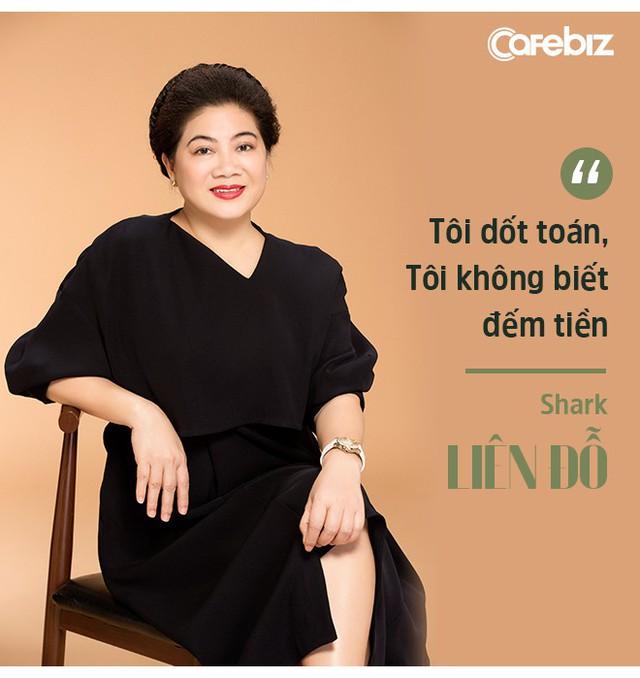 """Shark Liên Đỗ: Phong cách từ thiện """"không bố thí"""" và chuyện """"dốt toán, không biết đếm tiền"""" của bà chủ doanh nghiệp nghìn tỷ - Ảnh 6."""