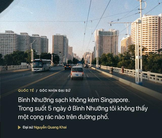 Kí sự của Đại sứ Nguyễn Quang Khai: Có một Triều Tiên hoàn toàn khác những gì phương Tây khắc họa - Ảnh 1.
