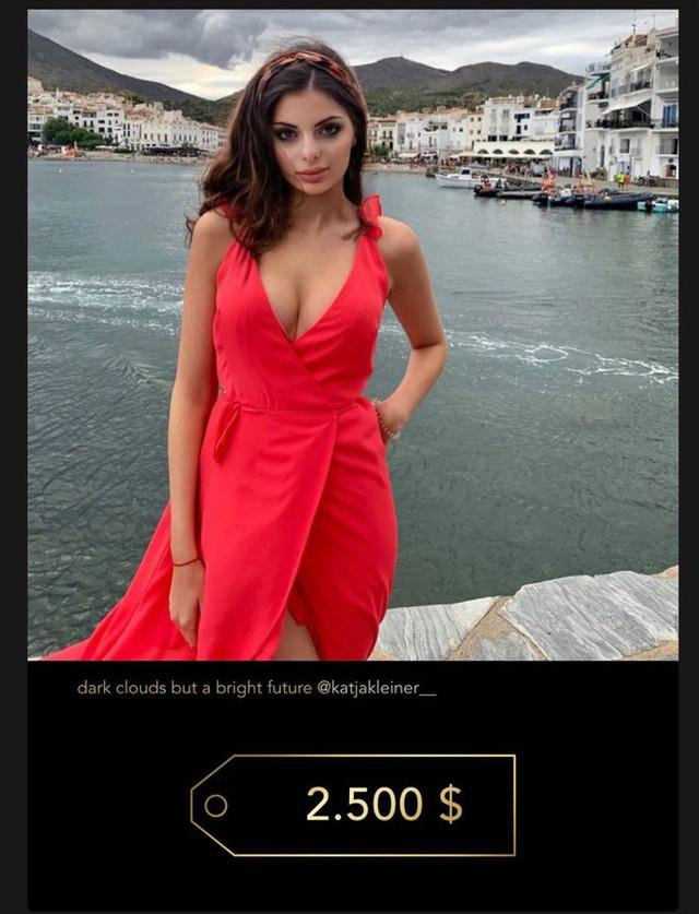 golden price tag - photo 1 15678503992211564847077 - Các 'cậu ấm cô chiêu' nhà giàu đang trả hàng ngàn USD để được đăng ảnh lên trang này