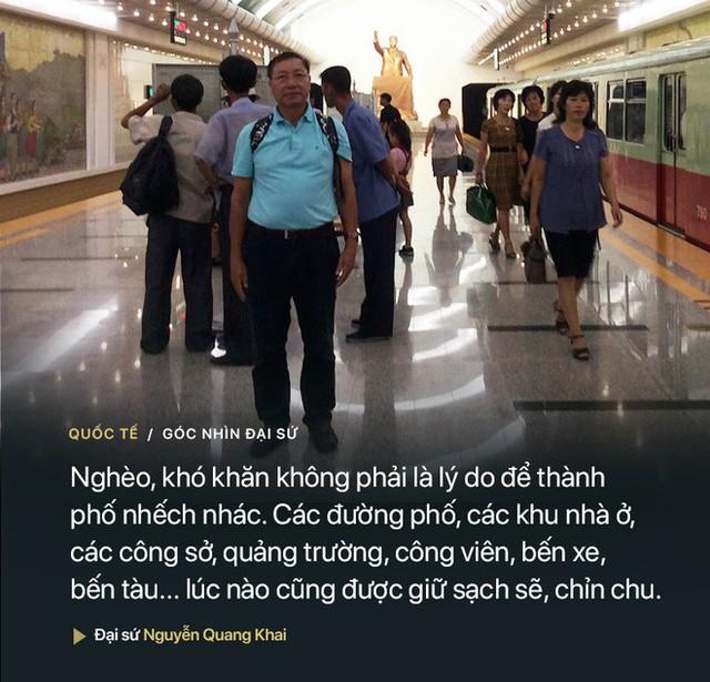 Kí sự của Đại sứ Nguyễn Quang Khai: Có một Triều Tiên hoàn toàn khác những gì phương Tây khắc họa - Ảnh 5.