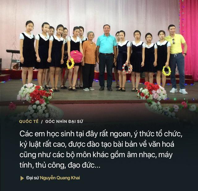 Kí sự của Đại sứ Nguyễn Quang Khai: Có một Triều Tiên hoàn toàn khác những gì phương Tây khắc họa - Ảnh 6.