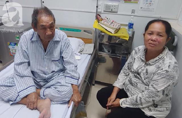 Nghẹn ngào câu nói của cụ ông 84 tuổi dành cho vợ trong bệnh viện: 7 đứa con không lo được, bà bỏ cho tôi chết đi - Ảnh 7.