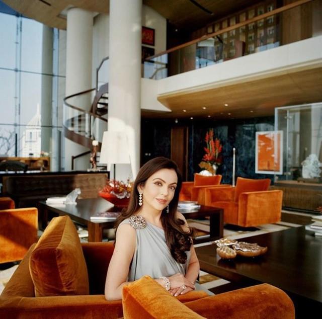 Đột nhập căn nhà tỷ USD của người giàu nhất châu Á - Ảnh 7.