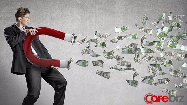 Lời nhắn của người giàu: Tôi không thể kiếm tiền trên giường bệnh được và 8 bí mật đáng tiền của họ  - Ảnh 2.