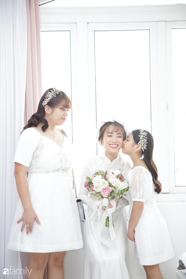 ĐỘC QUYỀN: Toàn cảnh lễ đưa dâu bằng dàn siêu xe hơn 100 tỷ của con gái đại gia Minh Nhựa, quà cưới toàn vàng, kim cương đeo đỏ tay - Ảnh 28.
