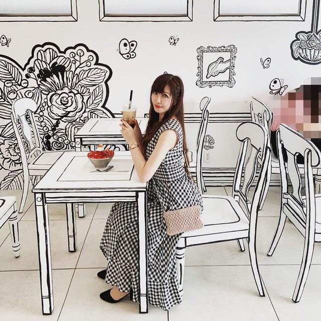 Đây là quán cafe ở Nhật Bản, không phải một trang truyện tranh bạn thường xem đâu - Ảnh 9.