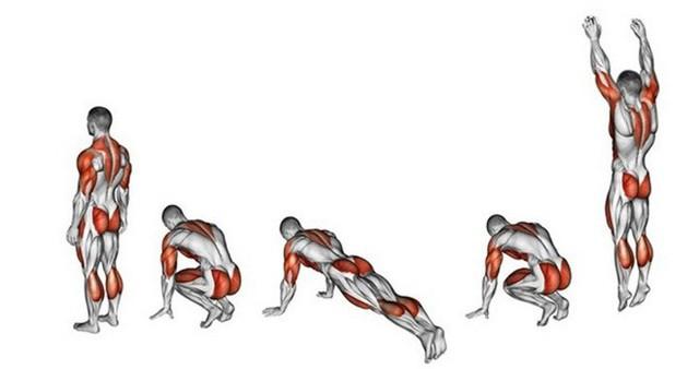 Anh chàng Nhật Bản chia sẻ bài tập thể dục 4 phút mỗi ngày giúp anh có được cơ bụng 6 múi chỉ sau 5 tháng - Ảnh 1.