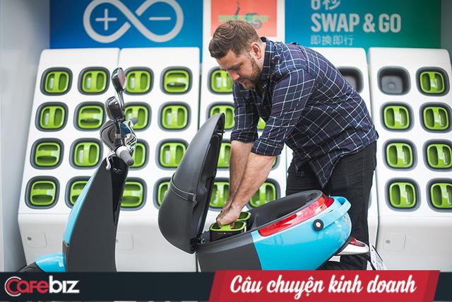 """Gogoro – Xe máy điện """"quốc dân"""" của Đài Loan, ghé trạm đổi pin đầy trong vài giây, giá trọn gói 16 USD/ tháng, đã nhận 300 triệu USD tiền đầu tư - Ảnh 1."""