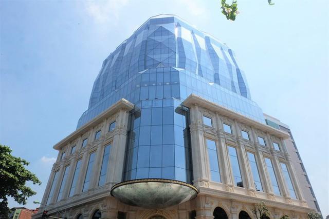 Ngắm tòa nhà hình viên kim cương khổng lồ siêu độc ở Hà Nội - Ảnh 14.
