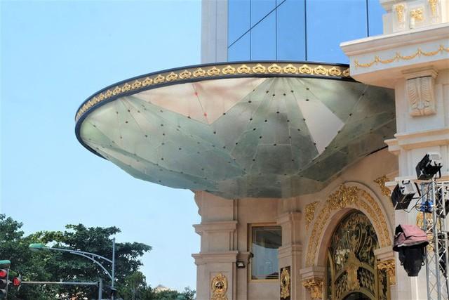 Ngắm tòa nhà hình viên kim cương khổng lồ siêu độc ở Hà Nội - Ảnh 7.