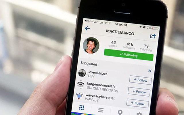 Instagram gặp lỗi, nhiều người mất tới hàng triệu follower