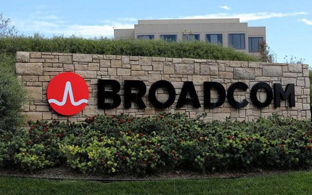 Broadcom chi gan 11 ty USD mua mot phan cua Symantec