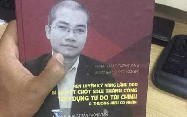 Lan truyền cuốn sách Nguyễn Thái Luyện dạy nhân viên Alibaba 'bí kíp' lừa đảo