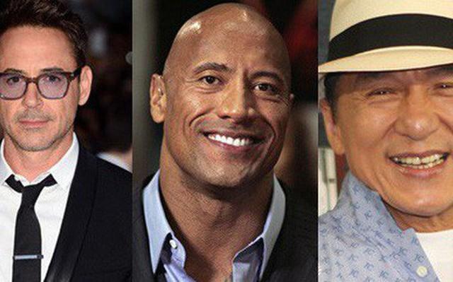 Top 10 nam diễn viên có tổng thu nhập cao nhất thế giới 10 năm qua: Ai là người đứng đầu?