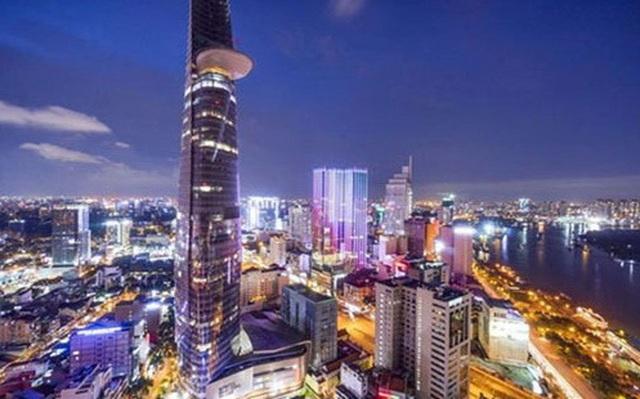 Mục tiêu tăng trưởng GDP năm 2020 của Việt Nam là khoảng 6,8%