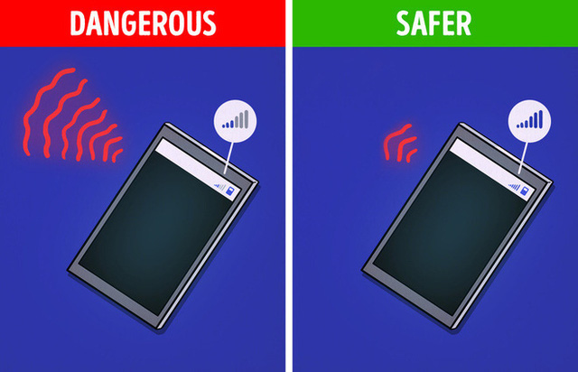 5 sai lầm chúng ta đang mắc phải khi sử dụng smartphone: Hãy cẩn thận kẻo một ngày hối hận - Ảnh 3.