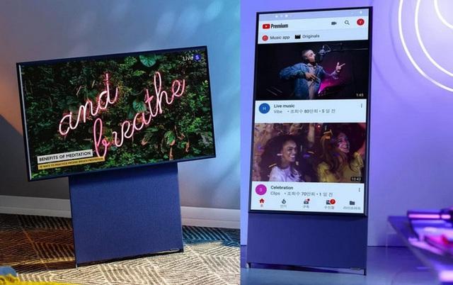 Điểm mặt những sản phẩm công nghệ nghe nhìn ấn tượng của Samsung tại CES 2020 - Ảnh 5.