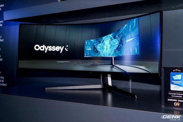 Điểm mặt những sản phẩm công nghệ nghe nhìn ấn tượng của Samsung tại CES 2020 - Ảnh 8.