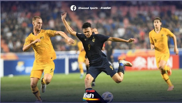 Báo Thái Lan thất vọng tràn trề, lo sợ kịch bản bị loại sớm sau trận thua đau Australia - Ảnh 3.