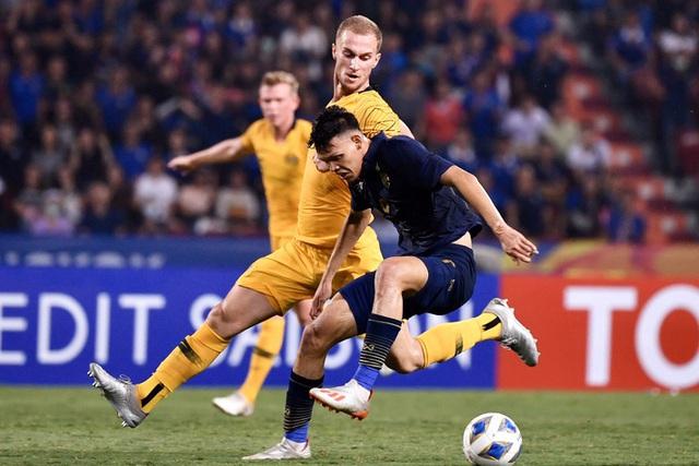 Báo Thái Lan thất vọng tràn trề, lo sợ kịch bản bị loại sớm sau trận thua đau Australia - Ảnh 4.