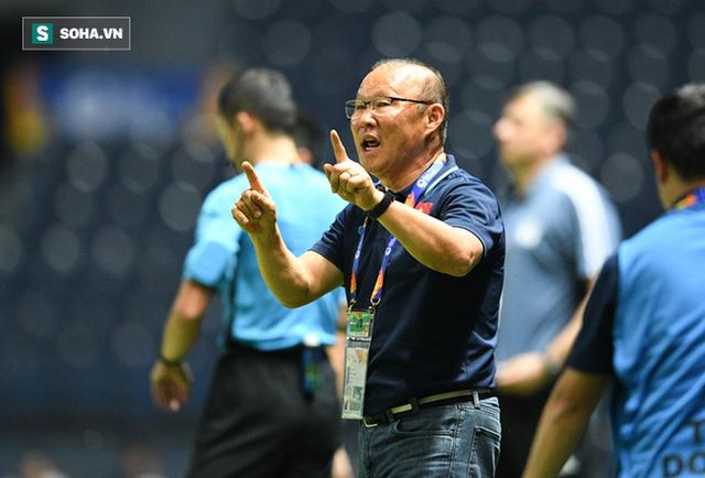 Thầy Park sẽ lâm nguy, nếu không buông được thứ vũ khí làm nên chức vô địch SEA Games - Ảnh 8.
