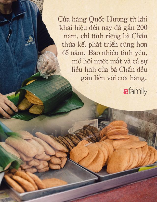 Quốc Hương - tiệm giò chả cứ đến Tết là người Hà Nội xếp hàng dài mua đồ và chuyện thách cưới giờ mới kể của bà chủ nức tiếng đẹp người đẹp nết - Ảnh 10.
