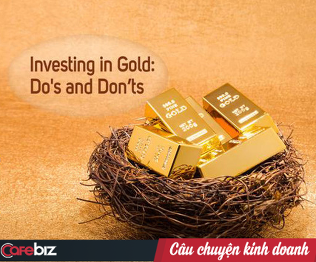 Bạn đã hiểu rõ về vàng: Đầu tư vào vàng có lãi không? Đầu tư bao nhiêu là hợp lí? (P.5) - Ảnh 4.