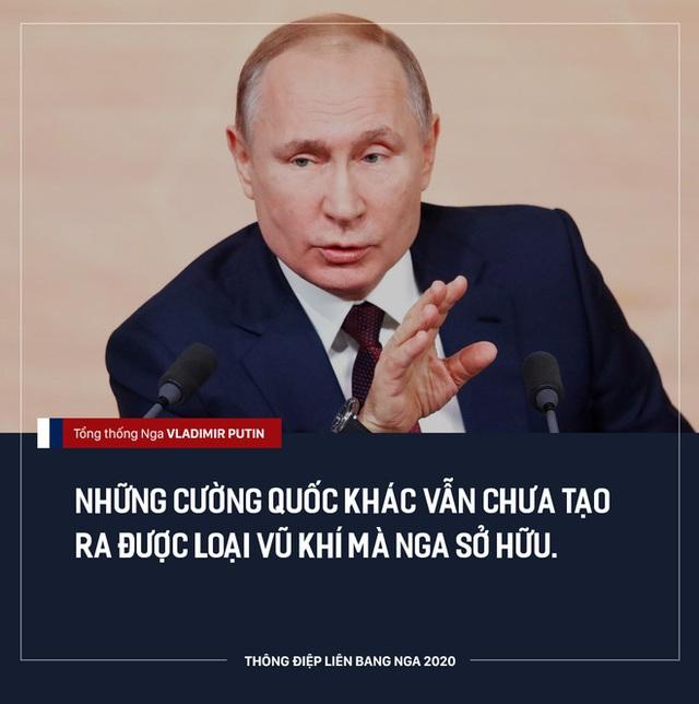 [NÓNG]: TT Putin đề xuất điều chỉnh quyền lực của Tổng thống, ưu tiên hiến pháp Nga hơn luật pháp quốc tế - Ảnh 2.