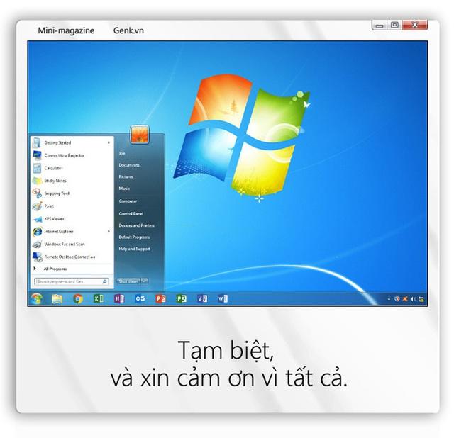 Đã đến ngày Windows 7 phải chết: Vì sao chúng ta yêu quý bản Windows này đến thế? - Ảnh 11.