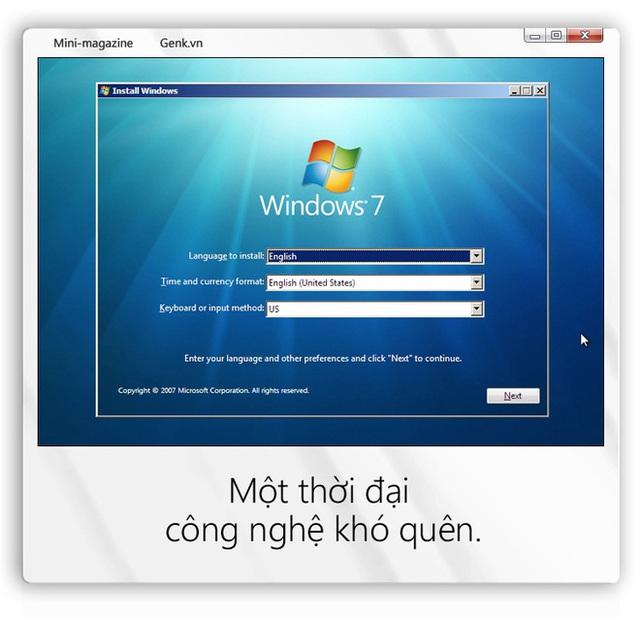 Đã đến ngày Windows 7 phải chết: Vì sao chúng ta yêu quý bản Windows này đến thế? - Ảnh 6.