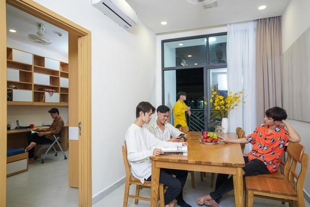 Cận cảnh Đại học tinh hoa VinUni: Đại học tư thục phi lợi nhuận đầu tiên của Việt Nam, vốn đầu tư lên tới 6.500 tỷ đồng, không gian đẹp không kém các trường châu Âu - Ảnh 6.