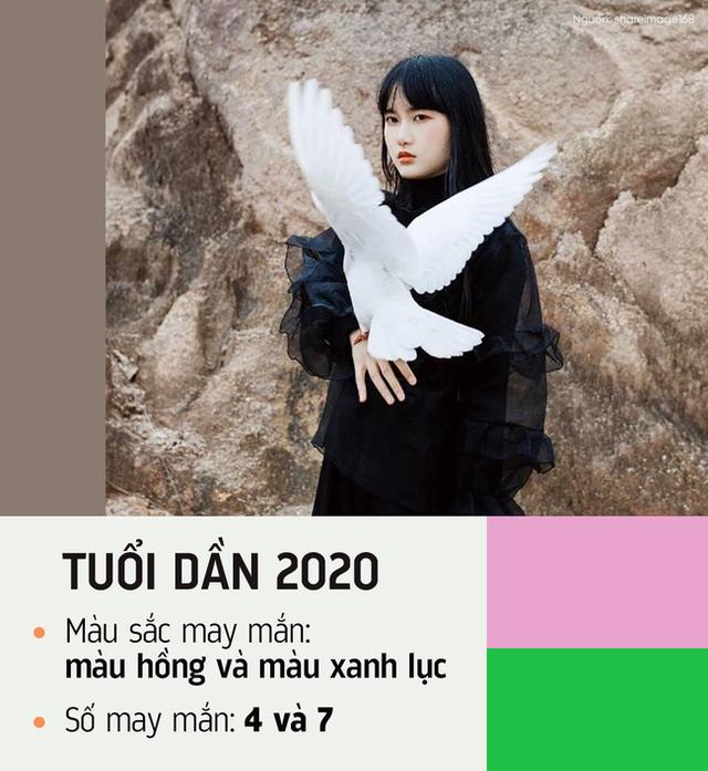 Đây là màu sắc và con số may mắn của 12 con giáp trong năm 2020, tận dụng hết mức để sự nghiệp thăng hoa, cuộc sống viên mãn  - Ảnh 3.