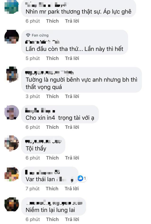 Bùi Tiến Dũng phạm lỗi nghiêm trọng, gỡ hoà cho đối thủ trong Việt Nam - CHDCND Triều Tiên, dân mạng nói gì? - Ảnh 4.