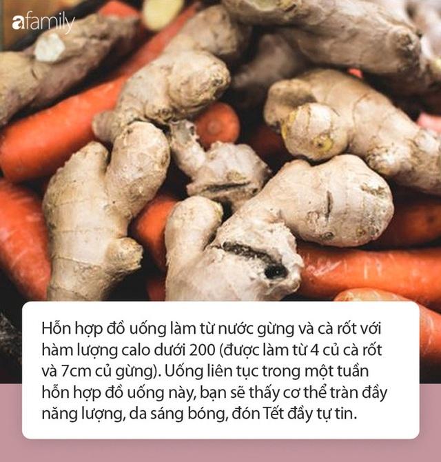 Uống hỗn hợp nước gừng và cà rốt trong đúng một tuần vào buổi sáng, bạn sẽ nhận được lợi ích tuyệt vời - Ảnh 2.