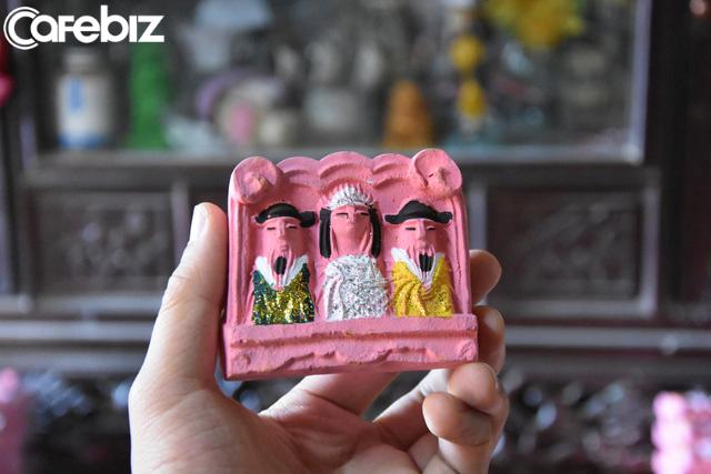 Là nơi duy nhất ở Huế làm tượng ông Táo với lịch sử cả trăm năm, nhưng làng Địa Linh giờ đây chỉ còn 5 hộ còn đỏ lửa  - Ảnh 17.