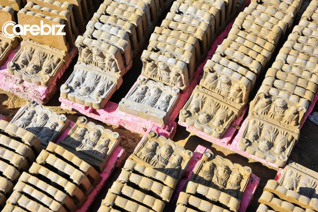 Là nơi duy nhất ở Huế làm tượng ông Táo với lịch sử cả trăm năm, nhưng làng Địa Linh giờ đây chỉ còn 5 hộ còn đỏ lửa  - Ảnh 4.