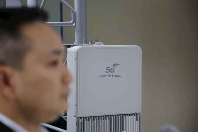 Cuộc gọi đầu tiên trên mạng 5G Make in Vietnam: Chúng ta đã biến những điều không thể thành có thể - Ảnh 1.