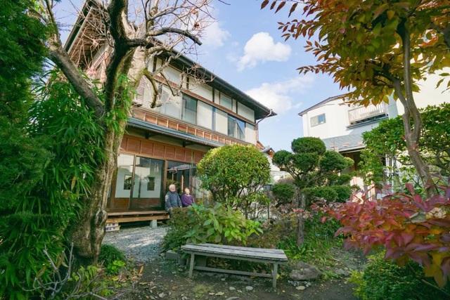 Cặp vợ chồng người Nhật quyết định cải tạo biệt thự cổ rộng 550m² để thay bằng nhà vườn gần gũi với thiên nhiên - Ảnh 20.