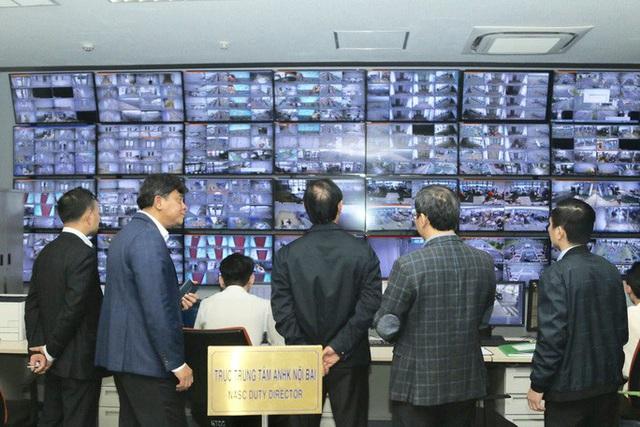 Cao điểm Tết: Sân bay Nội Bài sẵn sàng bố trí thêm các vị trí tại sân đỗ quân sự - Ảnh 3.