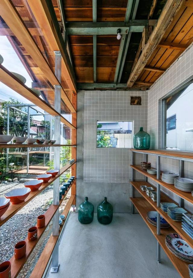 Cặp vợ chồng người Nhật quyết định cải tạo biệt thự cổ rộng 550m² để thay bằng nhà vườn gần gũi với thiên nhiên - Ảnh 9.