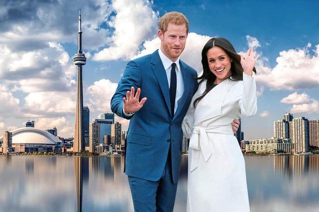 Dân Canada tranh cãi về vợ chồng Meghan Markle, không ai muốn bỏ tiền túi để phục vụ miễn phí cặp đôi hoàng gia - Ảnh 1.