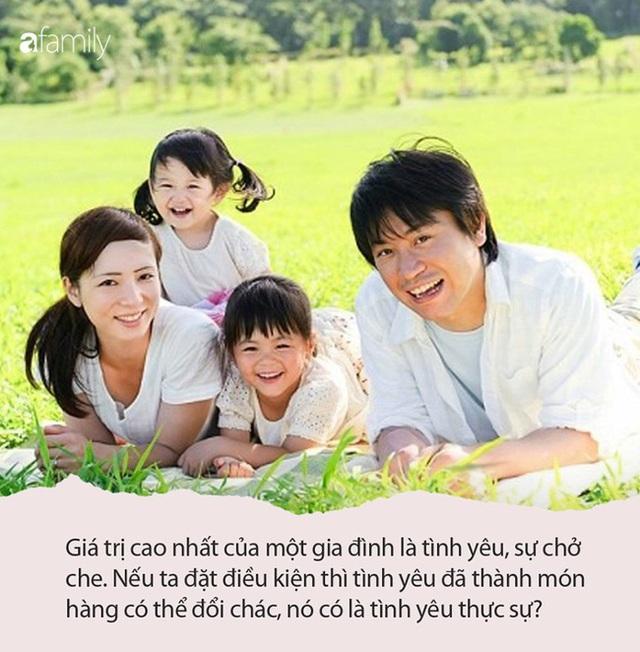 """""""Nếu yêu bố mẹ thì con phải làm cái này"""": Khi người lớn gieo vào đầu trẻ ý nghĩ tình yêu luôn đi kèm điều kiện, nhà chưa chắc là tổ ấm - Ảnh 1."""