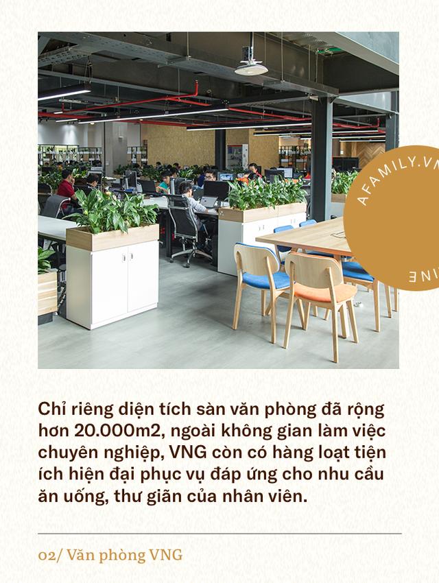 3 văn phòng đẹp và hiện đại bậc nhất Việt Nam, số 2 có cả tiệm cà phê, phòng gym, nhà giữ trẻ bên trong - Ảnh 11.