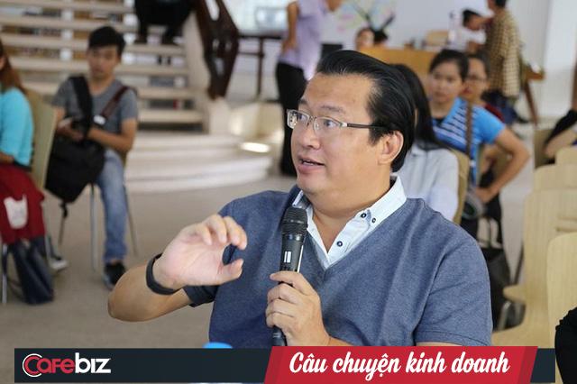 Doanh nhân tuổi Tý Nguyễn Tuấn Quỳnh: Người hùng ngành gas, kiếm 1,2 triệu USD ở tuổi 35, startup khi đã ngoại tứ tuần - Ảnh 1.